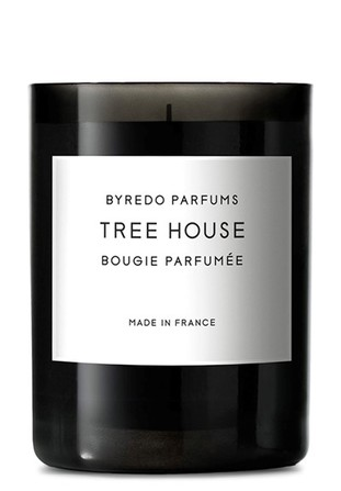 Byredo fragranced candle tree house