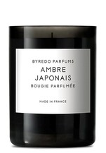 Byredo Fragranced Candle Ambre Japonais